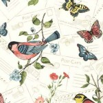 1575_1_ Vintage Journal Birds