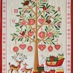 Traditional tree advent 1797_1