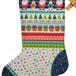 Large Stocking 1813_1  Photo