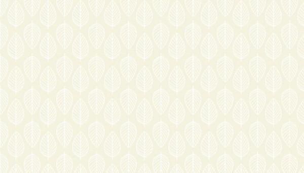 1910/Q2 Leaf Light Cream (New)