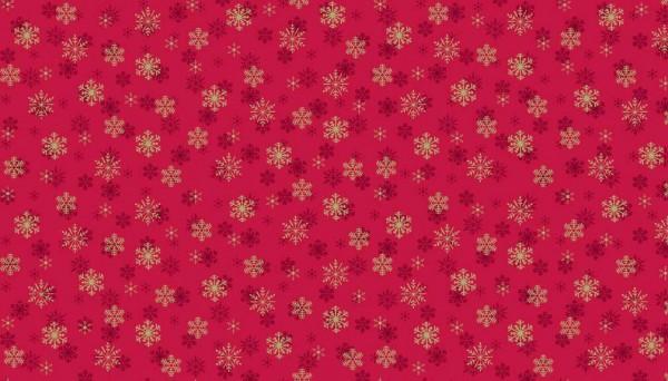 1937/R5 Snowflake Red