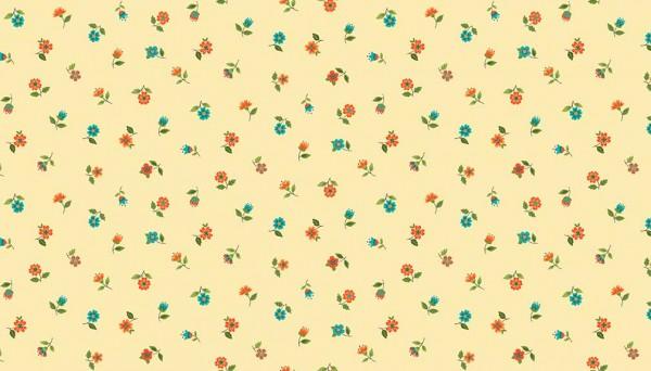 2032/N Floral Scatter