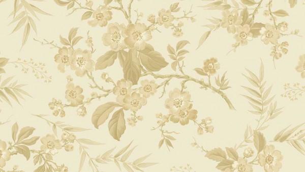 2/8822L Bouquet Clotted Cream