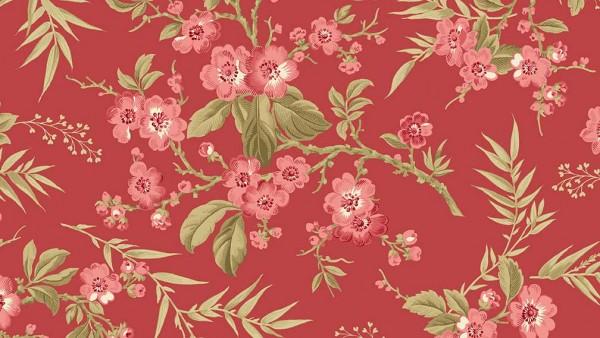2/8822R Bouquet Scarlet