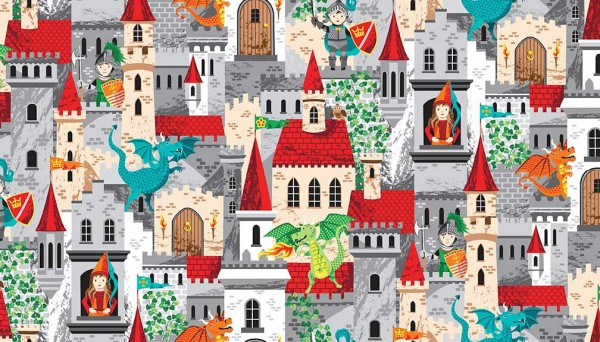 2053/1 DragonHeart Castles