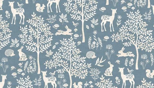 2059/B Woodland Forest Blue