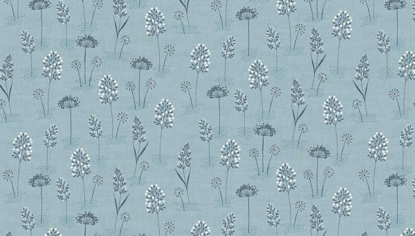 2060/B Woodland Grasses Blue
