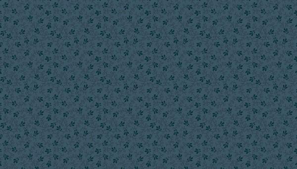 2/9016B Dotty Vine Blue