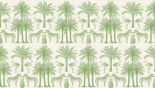 2073/G Palm Green