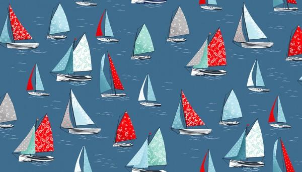 2082/B7 Yachts Blue