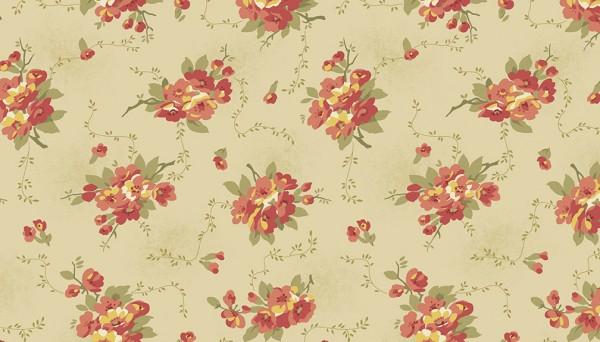 2/8986L Dahlia – Cream
