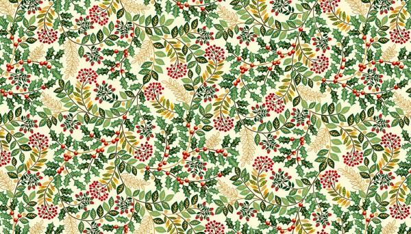 2093/Q Leaf Swirl Cream