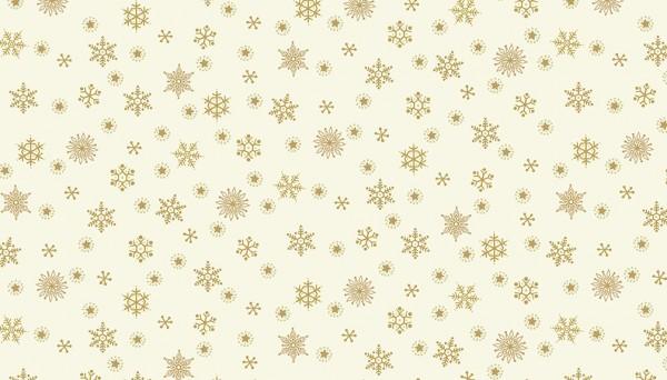 2099/Q Snowflakes Cream