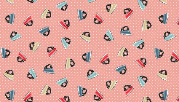 2137/P Irons Pink