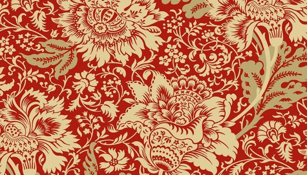 2/9083R Jacobean – Red