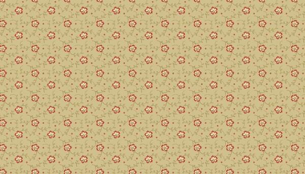 2/9086L Dotty Vines – Tan