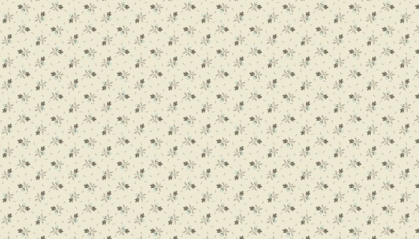 2/9182BN Wildflowers – Parchment