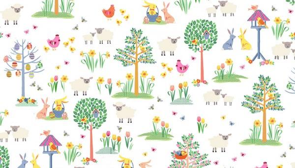 2187/Q Spring Garden
