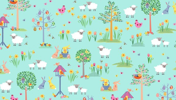 2187/T Spring Garden