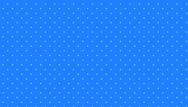 2/9235B2 Candy Dot Electric Blue
