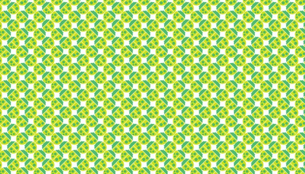 2/9385G Ladybugs Green