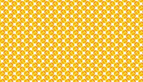 2/9385O Ladybugs Yellow