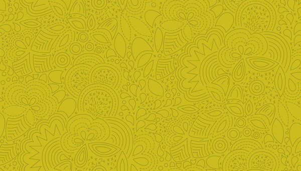 2/8450Y Stitched – Chartreuse
