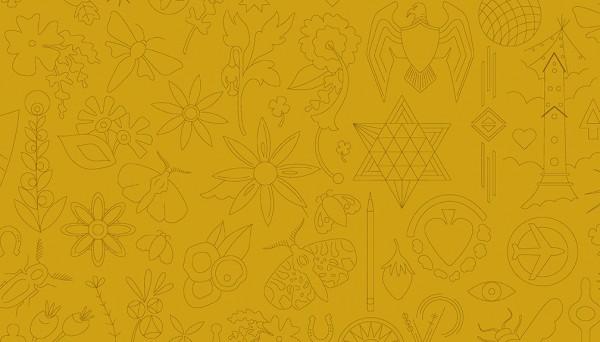 2/9256Y Embroidery – Yarrow