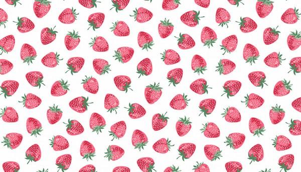 2/9365B Strawberry – White