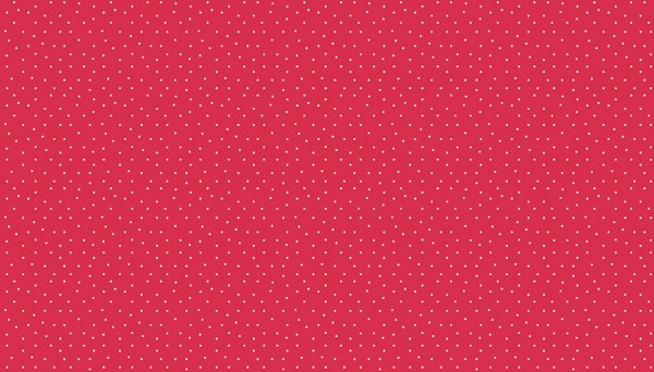 2/9370R – Dainty Dots – Red