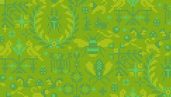 2/9387G Menagerie – Lichen