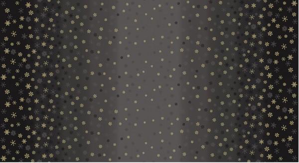 2248/X Ombre Snowflake Black