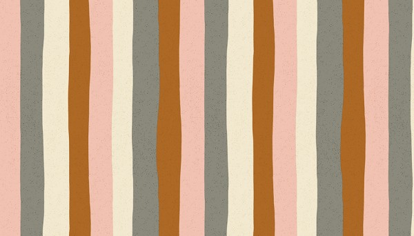2/9570E Awning Stripe – Pink Lemonade