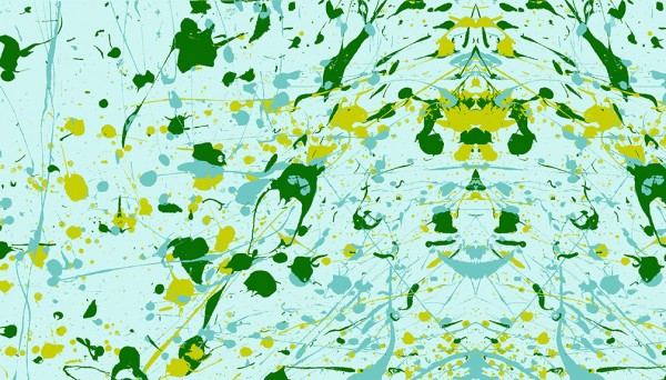 2/9573T Splatter – Light Teal