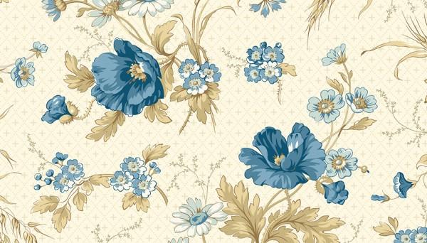 2/9577BL Bouquet – Pearl