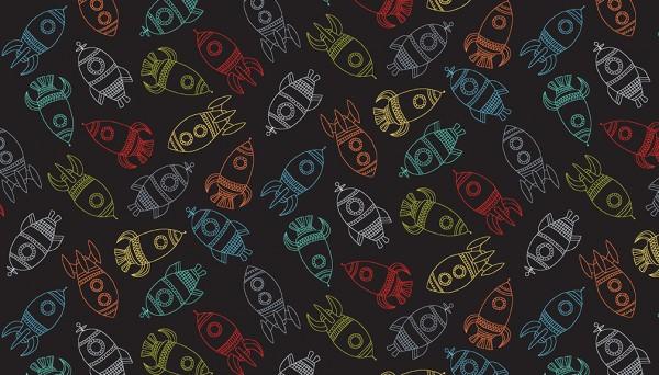 2271/X Rockets – Black