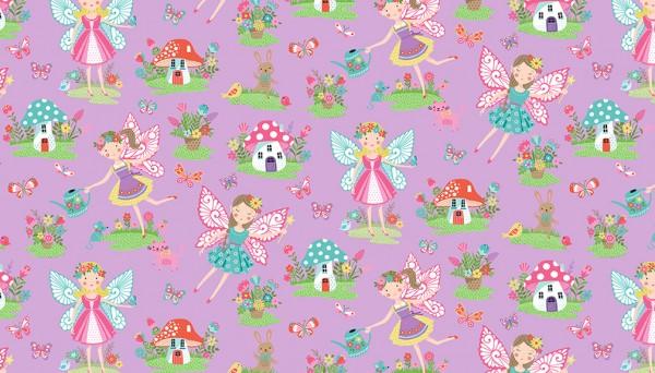 2276/L Fairies – Lilac