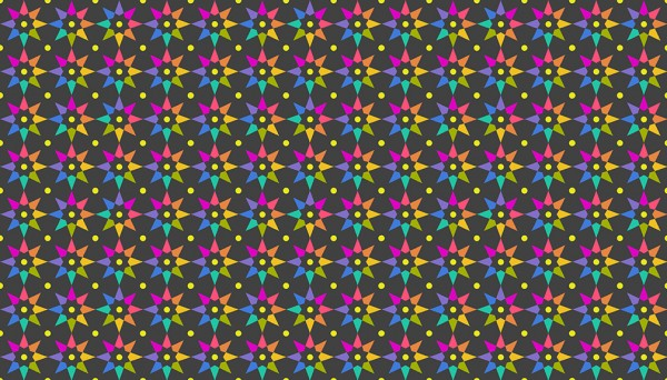 2/9703 C Rainbow Star