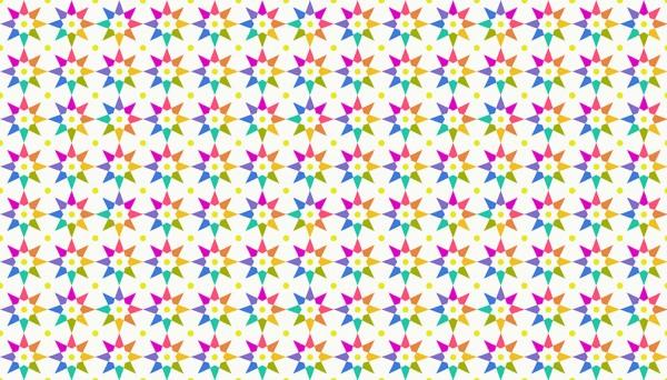 2/9703 L Rainbow Star