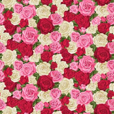 2320/R Rose Bouquet