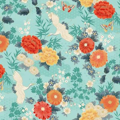 2330/T Large Floral