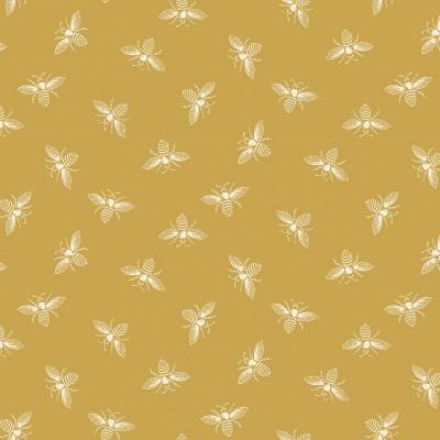 9084/Y3 Bees Saffron
