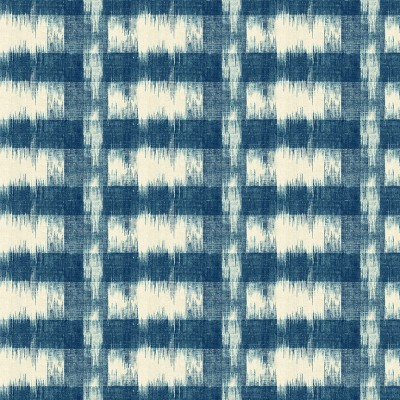 9722/B Ikat Plaid