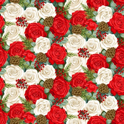 2371 1 Christmas Rose