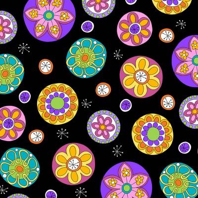 9760 K Floral Fancy
