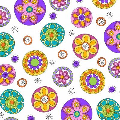 9760 L Floral Fancy