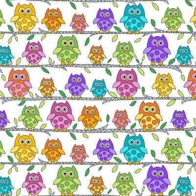 9761 L Owl Perch