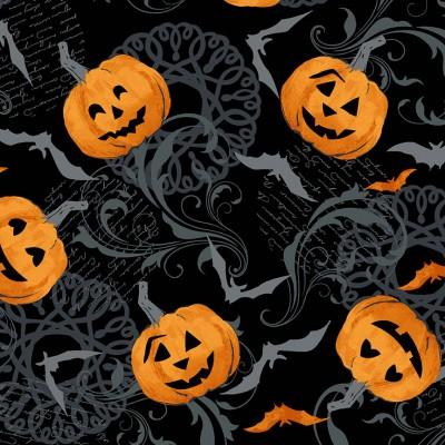 9780 K Pumpkin Scroll
