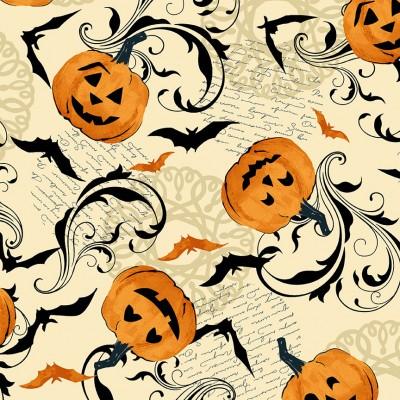 9780 L Pumpkin Scroll