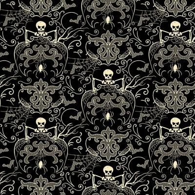 9781 KL Spooky Damask